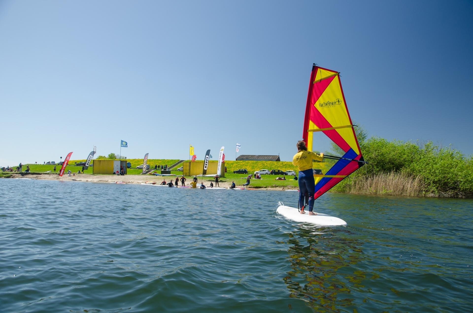 e73b3501e7b1c3 Windsurfen - Windsurfing Hamburg